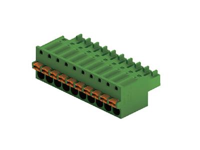 PCB接线端子接线后发热的原因